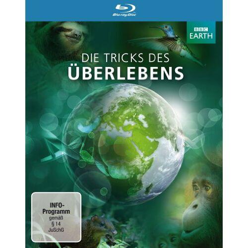 - Die Tricks des Überlebens [Blu-ray] - Preis vom 09.04.2021 04:50:04 h