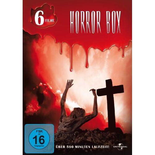 - Horror Box [2 DVDs] - Preis vom 15.02.2020 06:02:38 h