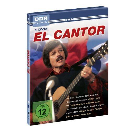 Dean Reed - El Cantor - DDR TV-Archiv - Preis vom 17.04.2021 04:51:59 h