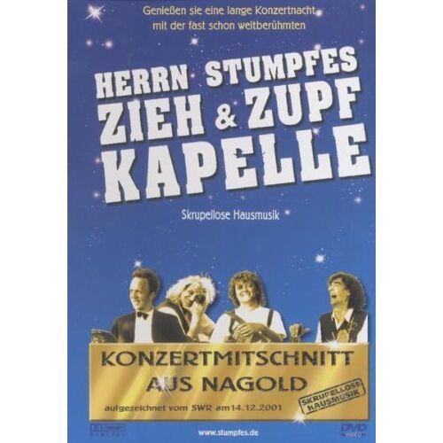 """Herrn Stumpfes Zieh & Zupf Kapelle - Herrn Stumpfes Zieh & Zupfkapelle - Skrupellose Hausmusik """"Live"""" - Preis vom 23.02.2021 06:05:19 h"""