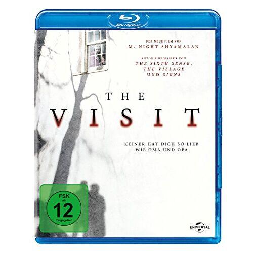 Olivia DeJonge - The Visit [Blu-ray] - Preis vom 03.12.2020 05:57:36 h