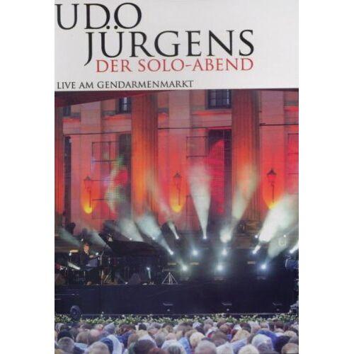 Udo Jürgens - Der Solo-Abend - Live am Gendarmenmarkt - Preis vom 06.09.2020 04:54:28 h