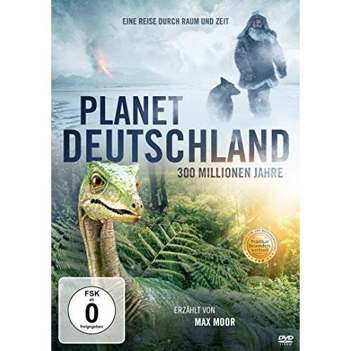 Prof. Uwe Kersken - Planet Deutschland - 300 Millionen Jahre - Preis vom 21.01.2020 05:59:58 h