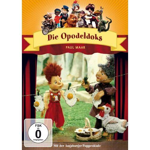 Sepp Strubel - Augsburger Puppenkiste - Die Opodeldoks - Preis vom 15.04.2021 04:51:42 h