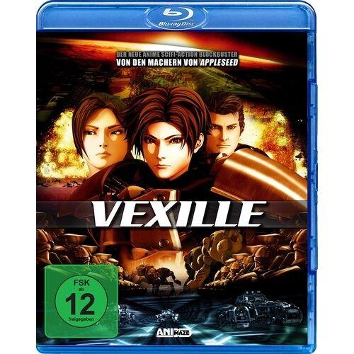 Fumihiko Sori - Vexille [Blu-ray] - Preis vom 20.10.2020 04:55:35 h