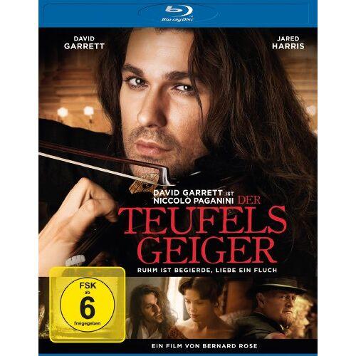 Bernard Rose - Der Teufelsgeiger [Blu-ray] - Preis vom 21.04.2021 04:48:01 h