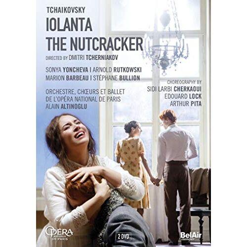 Alain Altinoglu - Tschaikowski: Iolanta / Der Nussknacker (Paris 2016) [2 DVDs] - Preis vom 18.01.2021 06:04:29 h