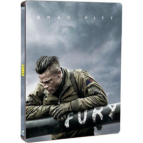 David Ayer - Fury [Blu-ray] [Steelbook] - Preis vom 29.09.2020 04:52:24 h