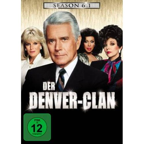 Robert Scheerer - Der Denver-Clan - Season 6, Vol. 1 [4 DVDs] - Preis vom 11.05.2021 04:49:30 h