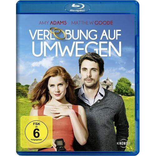 Anand Tucker - Verlobung auf Umwegen [Blu-ray] - Preis vom 05.04.2020 05:00:47 h