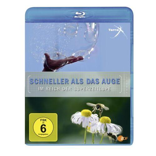 Dr. Luise Wagner - Terra X - Schneller als das Auge/Im Reich der Superzeitlupe [Blu-ray] - Preis vom 05.09.2020 04:49:05 h