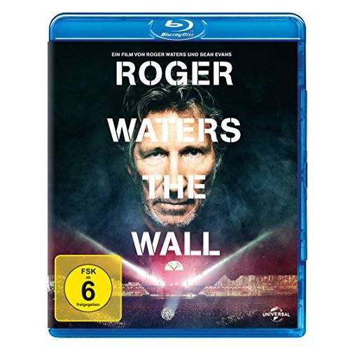 - Roger Waters The Wall - Dolby Atmos [Blu-ray] - Preis vom 14.05.2021 04:51:20 h