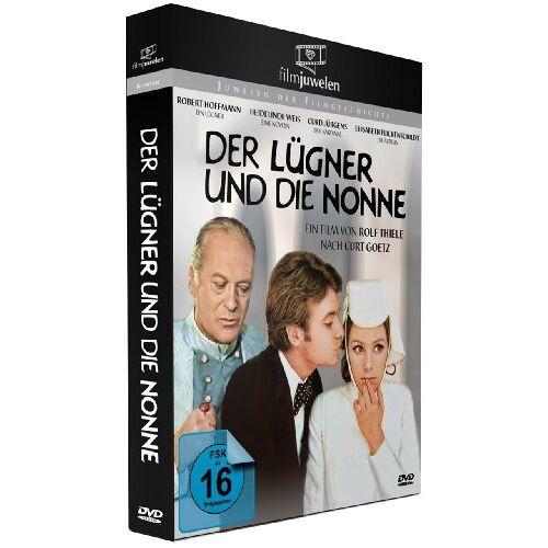 Rolf Thiele - Der Lügner und die Nonne - Ein Rolf Thiele Film (Filmjuwelen) - Preis vom 15.04.2021 04:51:42 h