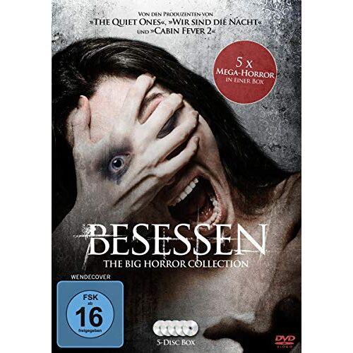 Various - Besessen - The Big Horror Collection (5 Horrorfilme in einer Box) [5 DVDs] - Preis vom 26.03.2020 05:53:05 h