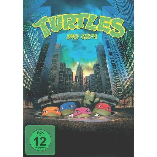 Steve Barron - Turtles - Der Film - Preis vom 21.01.2020 05:59:58 h