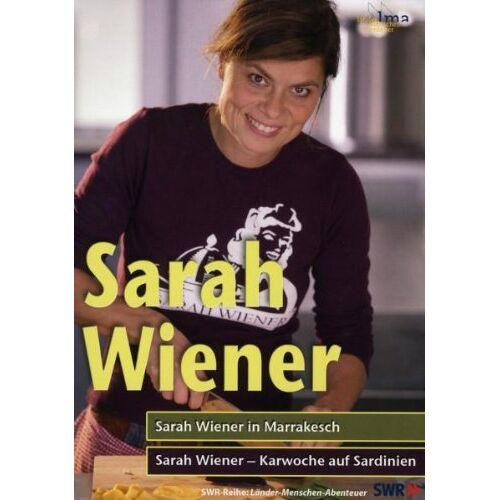 Sarah Wiener - Sarah Wiener Box (2 DVDs) - Preis vom 05.05.2021 04:54:13 h