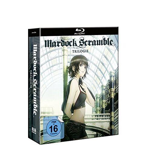 Susumu Kudo - Mardock Scramble - Trilogie [Blu-ray] - Preis vom 04.05.2021 04:55:49 h