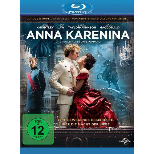 Joe Wright - Anna Karenina [Blu-ray] - Preis vom 20.09.2019 05:33:19 h