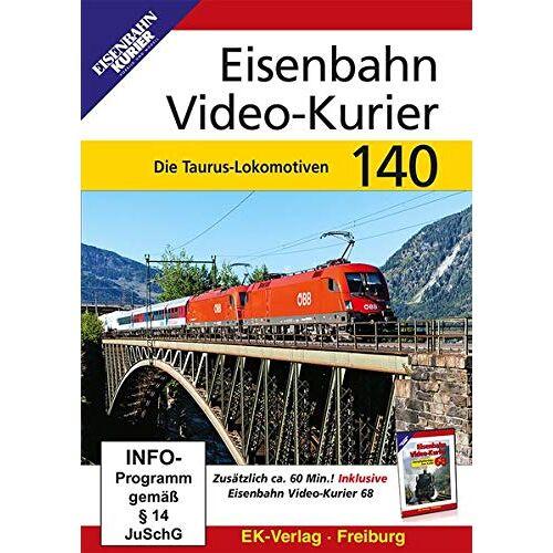 - Eisenbahn Video-Kurier 140 - Die Taurus-Lokomotiven - Preis vom 22.11.2020 06:01:07 h