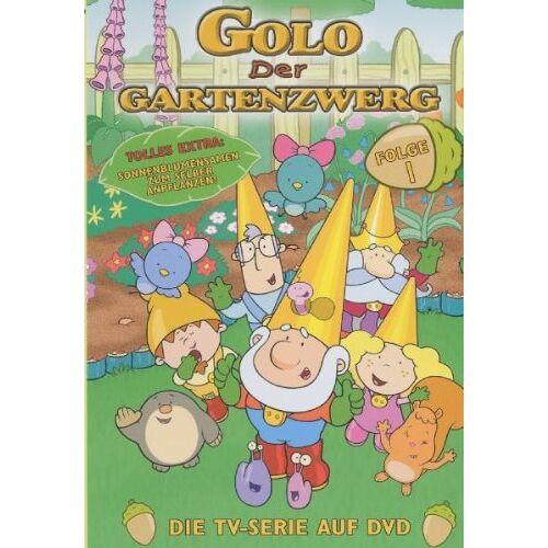 Tony Collingwood - Golo - Der Gartenzwerg, Vol. 01 - Preis vom 31.03.2020 04:56:10 h