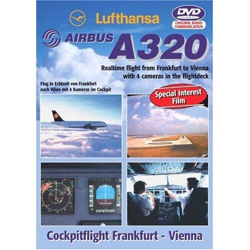 - Lufthansa Airbus A320 - Frankfurt-Vienna - Preis vom 05.05.2021 04:54:13 h
