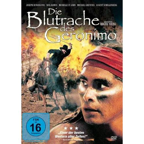 Roger Young - Die Blutrache des Geronimo - Preis vom 13.05.2021 04:51:36 h