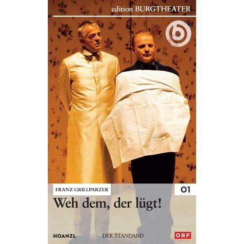Various - Weh dem der lügt! / Franz Grillparzer - Preis vom 27.02.2021 06:04:24 h