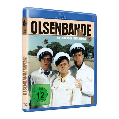 Erik Balling - Die Olsenbande in der Klemme [Blu-ray] - Preis vom 19.10.2020 04:51:53 h
