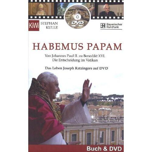 Papst Benedikt XVI. - Papst Benedikt XVI - Habemus Papam (+ Buch) - Preis vom 10.04.2021 04:53:14 h