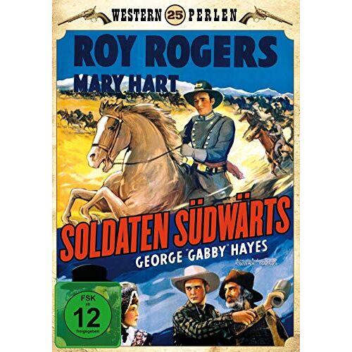 Roy Rogers - Soldaten Südwärts - Western Perlen 25 - Preis vom 16.04.2021 04:54:32 h