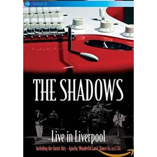 The Shadows - Live In Liverpool [DVD] [2015] [Region Free] - Preis vom 06.09.2020 04:54:28 h
