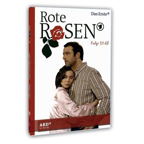 Gudrun Scheerer - Rote Rosen - Folge 51-60 [3 DVDs] - Preis vom 28.02.2021 06:03:40 h