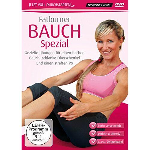 Ines Vogel - Fatburner Bauch Spezial - Preis vom 24.11.2020 06:02:10 h