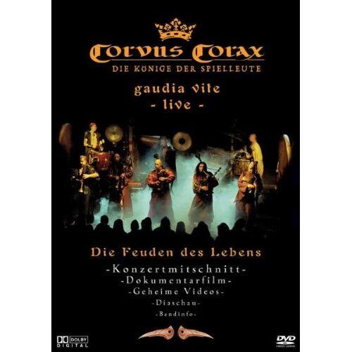 Corvus Corax - Gaudia Vite - Preis vom 16.01.2020 05:56:39 h