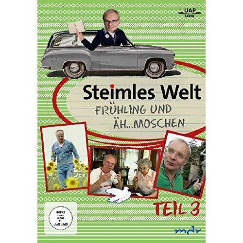 Uwe Steimle - Steimles Welt - Frühling & Äh…moschen - Preis vom 12.04.2021 04:50:28 h