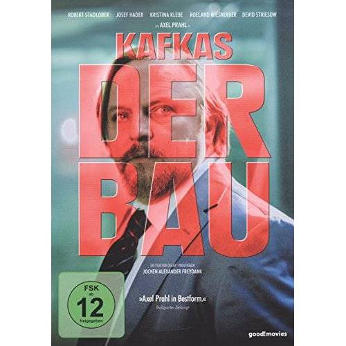 Axel Prahl - Kafkas Der Bau - Preis vom 04.09.2020 04:54:27 h