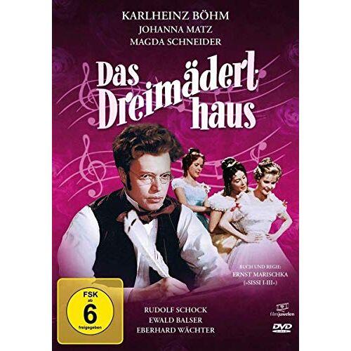 Karlheinz Böhm - Das Dreimäderlhaus - Preis vom 06.09.2020 04:54:28 h