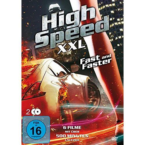 Teo Konuralp - High Speed XXL [2 DVDs] - Preis vom 20.06.2019 04:44:33 h