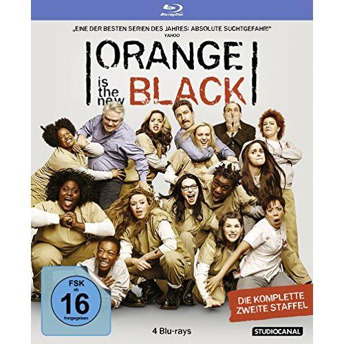 Taylor Schilling - Orange is the New Black - 2. Staffel [Blu-ray] - Preis vom 06.03.2021 05:55:44 h