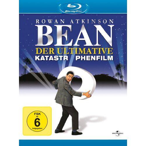 Mel Smith - Bean - Der ultimative Katastrophenfilm [Blu-ray] - Preis vom 20.10.2020 04:55:35 h