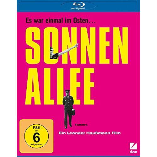 Leander Haußmann - Sonnenallee [Blu-ray] - Preis vom 16.04.2021 04:54:32 h