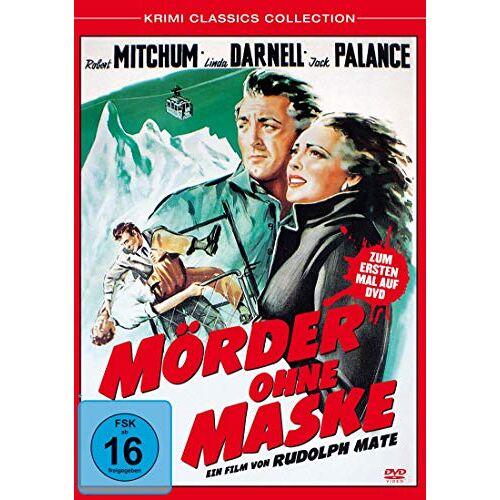 Rudolph Maté - Mörder ohne Maske - Preis vom 20.10.2020 04:55:35 h