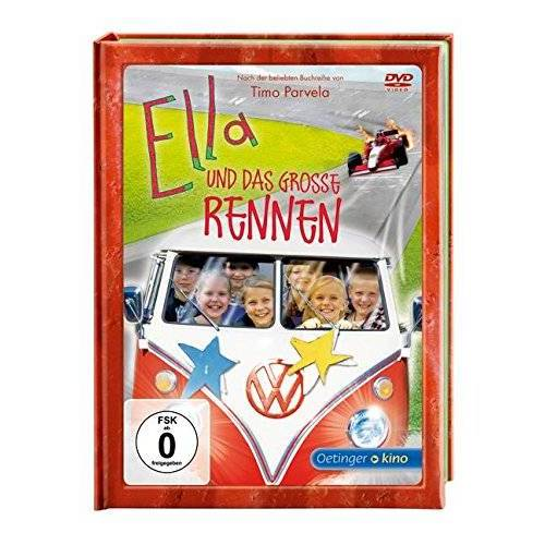 Freja Teijonsalo - Ella und das große Rennen (nur für den Buchhandel) - Preis vom 05.08.2019 06:12:28 h