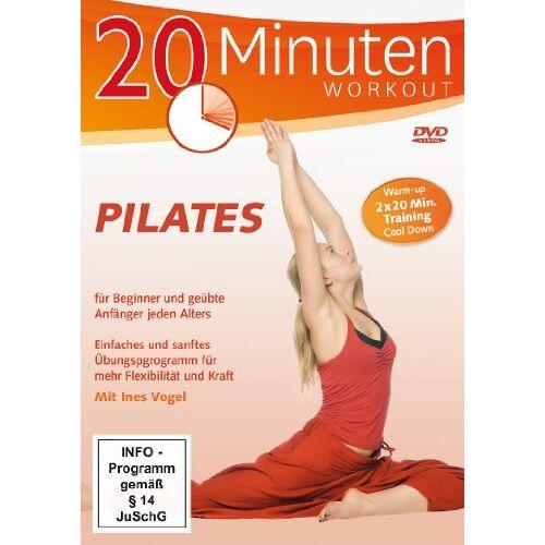 Ines Vogel - 20 Minuten Workout - Pilates - Preis vom 15.10.2019 05:09:39 h