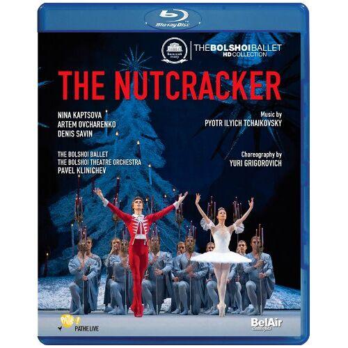 Vincent Bataillon - Der Nussknacker (Tschaikowsky) [Blu-ray] - Preis vom 18.04.2021 04:52:10 h