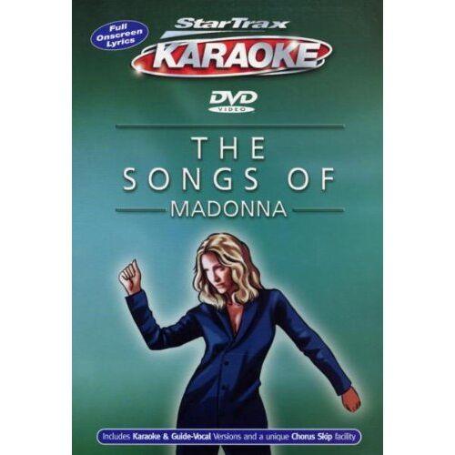 Madonna - Karaoke - Songs of Madonna - Preis vom 21.01.2020 05:59:58 h