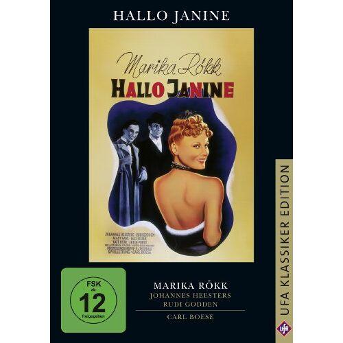 Carl Boese - Hallo Janine! - Preis vom 03.05.2021 04:57:00 h