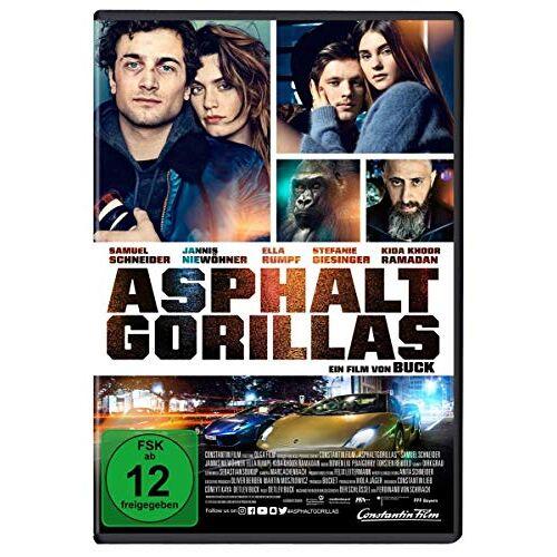 Schirach, Ferdinand von - Asphaltgorillas - Preis vom 25.02.2021 06:08:03 h