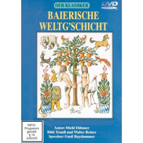 Michel Ehbauer - Baierische Weltg'schicht - Preis vom 23.01.2021 06:00:26 h