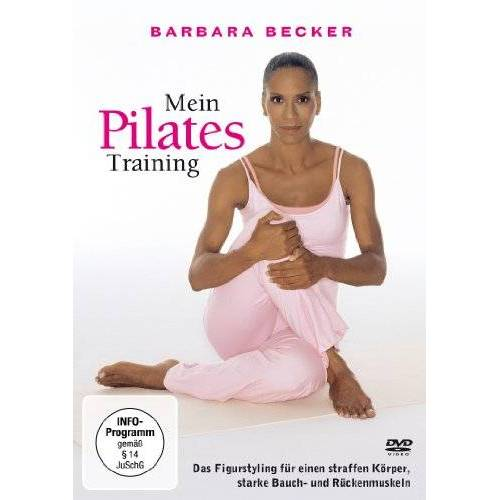 Barbara Becker - Mein Pilates Training - Preis vom 15.10.2019 05:09:39 h